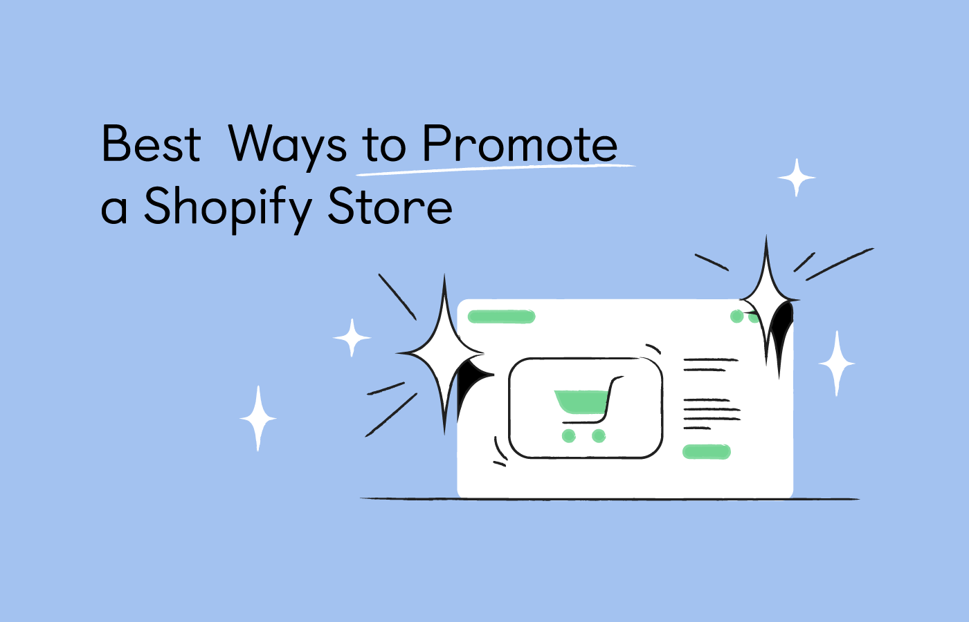 15 Tested Ways to Promote a Shopify Store [2021]