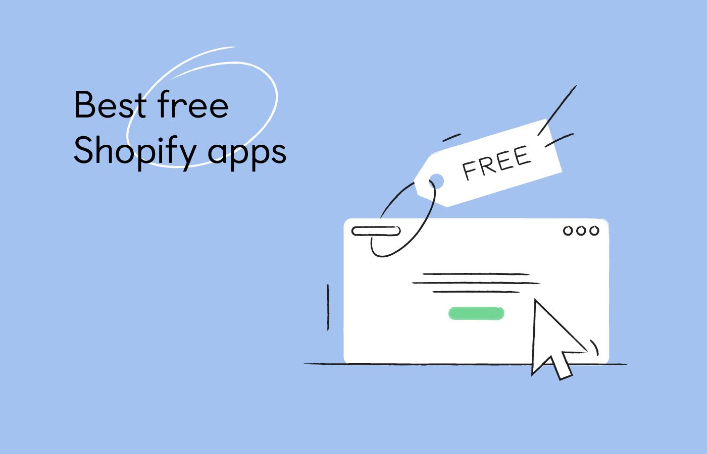 2021 年 Shopify 商店的 16 款最佳免费应用