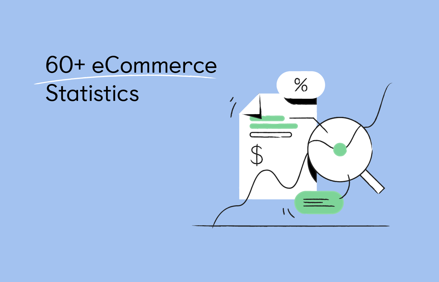 60+ Fresh eCommerce Statistics & Trends [Updated 2021]