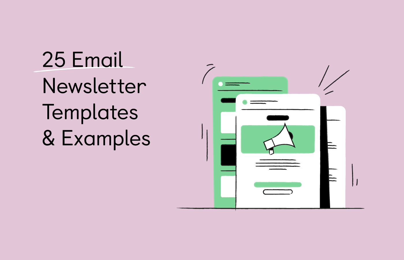 25 Beautiful Email Newsletter Templates & Examples