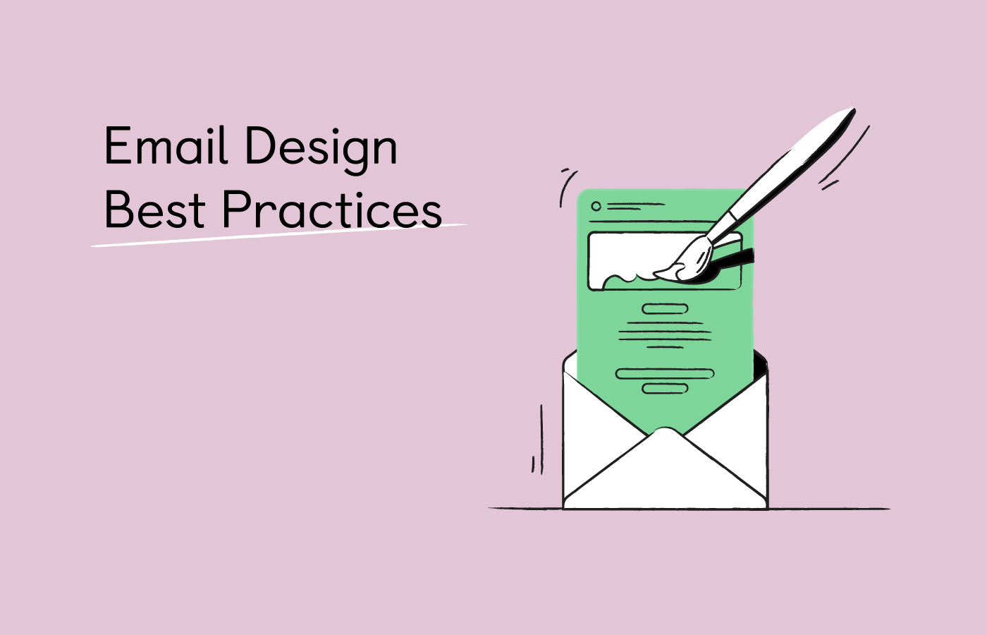 Email Design Best Practices 2021 [Tips & Examples]