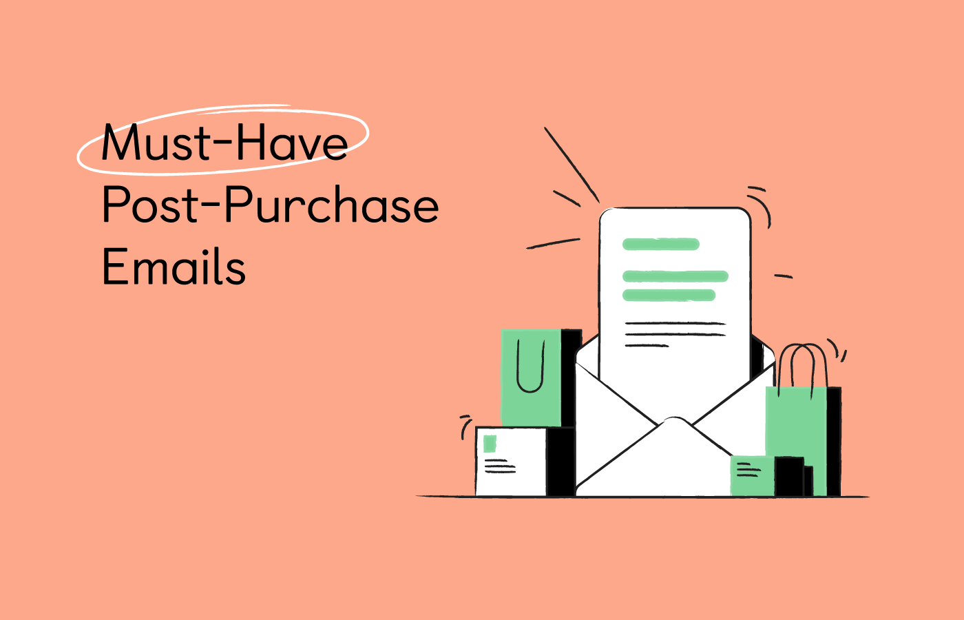 5 Must-Have Post-Purchase Emails to Scale Your E-Commerce Revenue