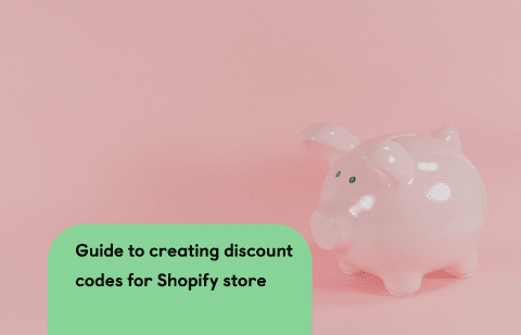 How to create Shopify discount codes to grow your sales