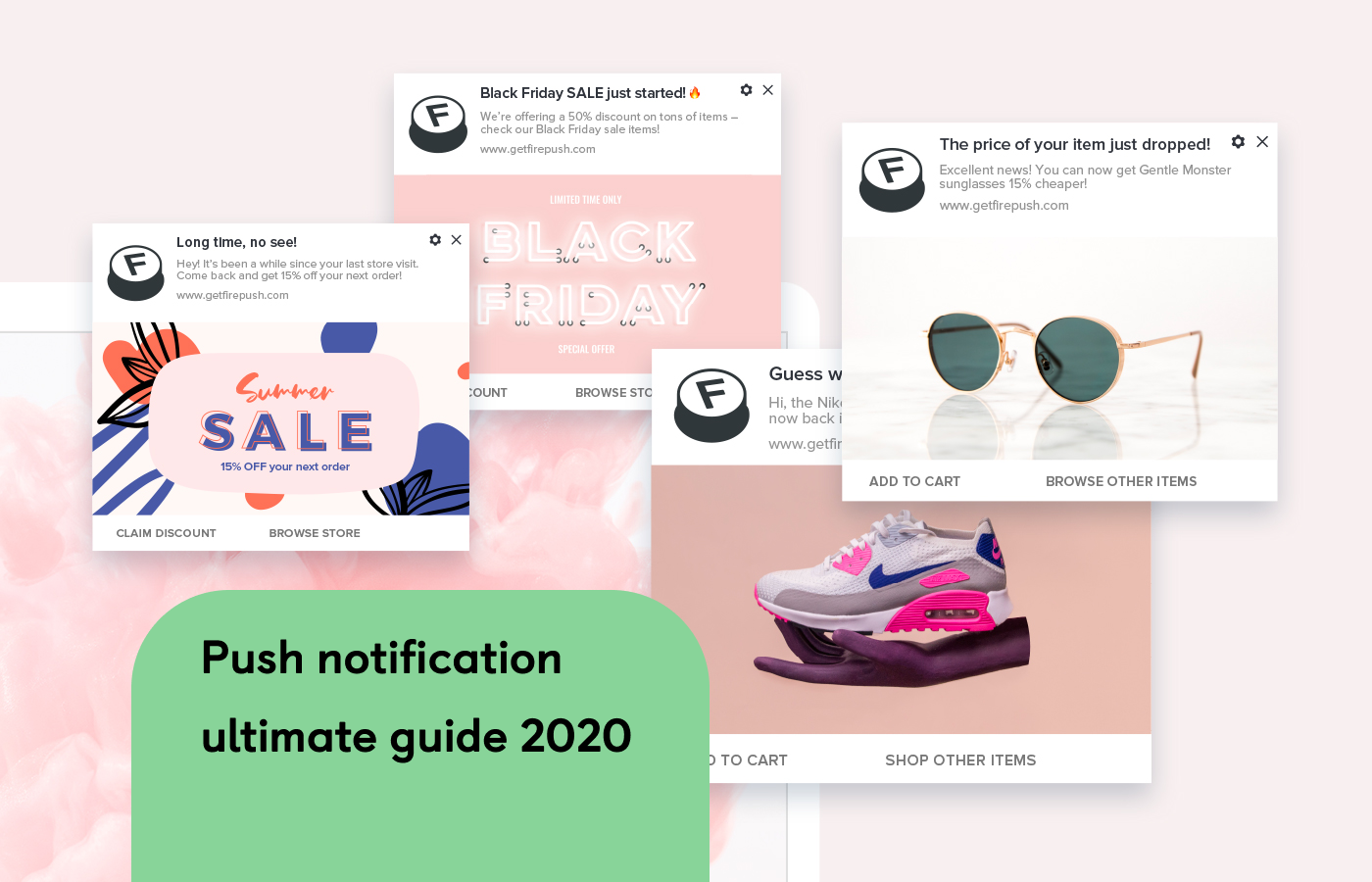 Ultimate Guide to Web Push Notification marketing in 2020