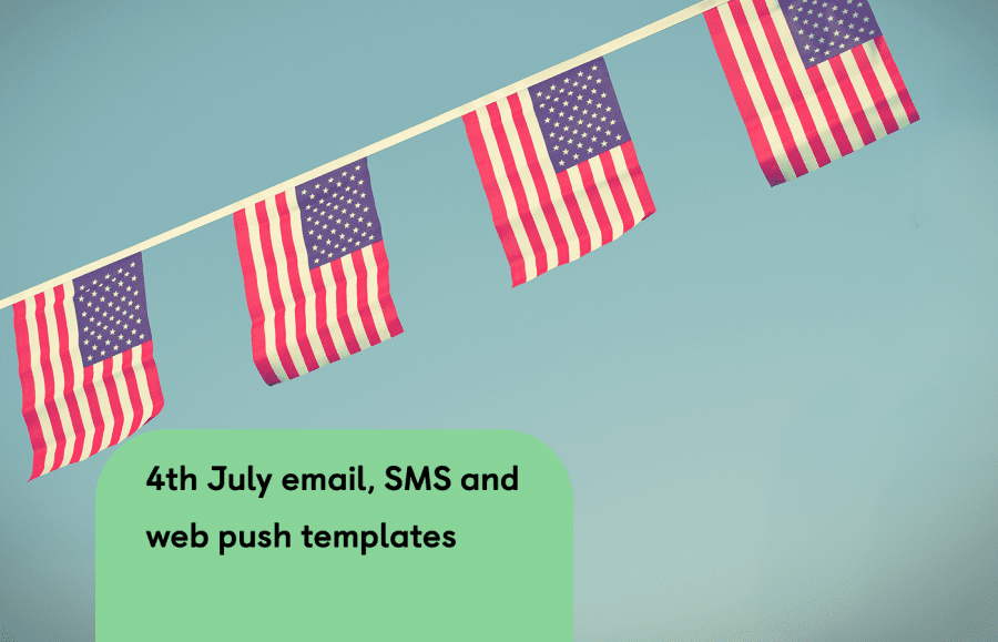 Boost your 4th of July sales in 2020 with these holiday-themed templates!