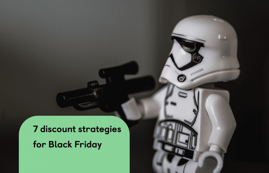 7 discount ideas for Black Friday and how to choose the right one for your store