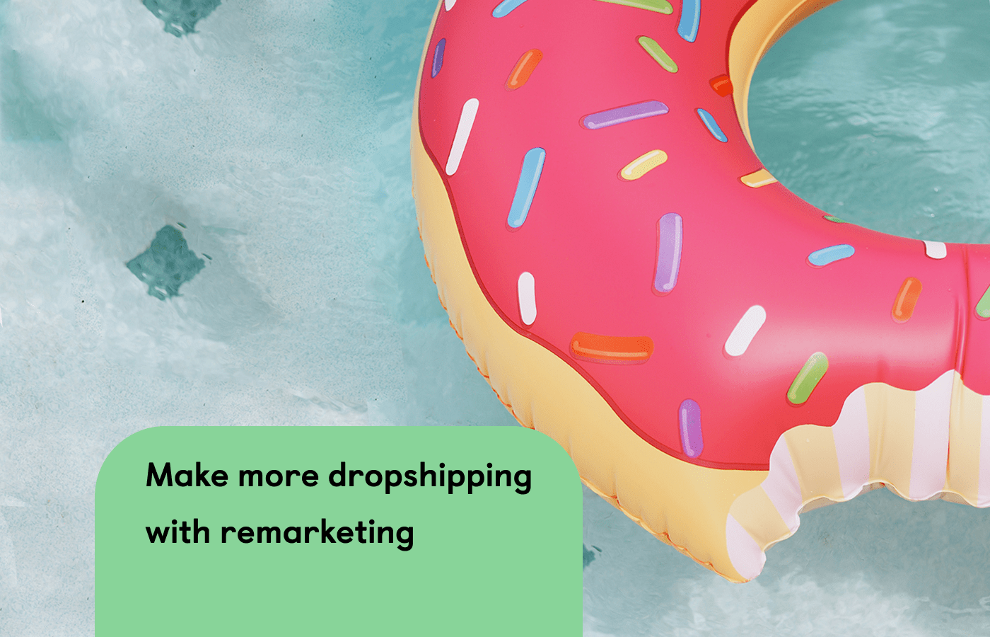 How to use remarketing to make more money dropshipping on Shopify