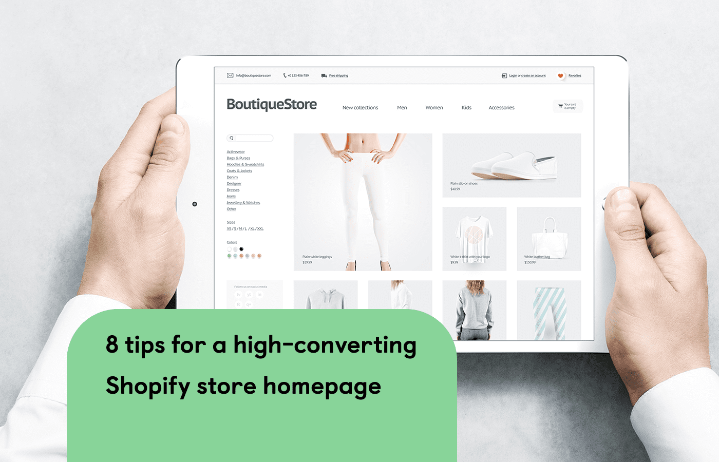 8 Rules to optimize for homepage conversions from top Shopify websites