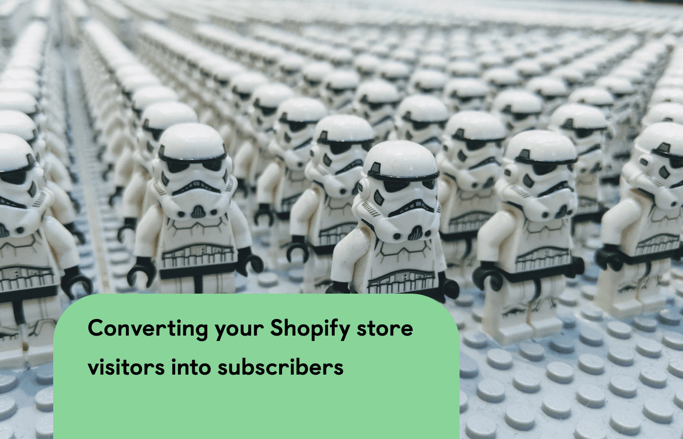 4 Ways to Convert Shopify Traffic into Subscribers (Leads)