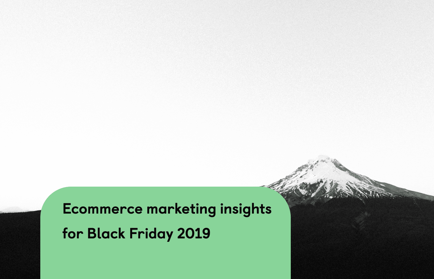 6 Black Friday 2019 insights for push notification, SMS and Facebook...