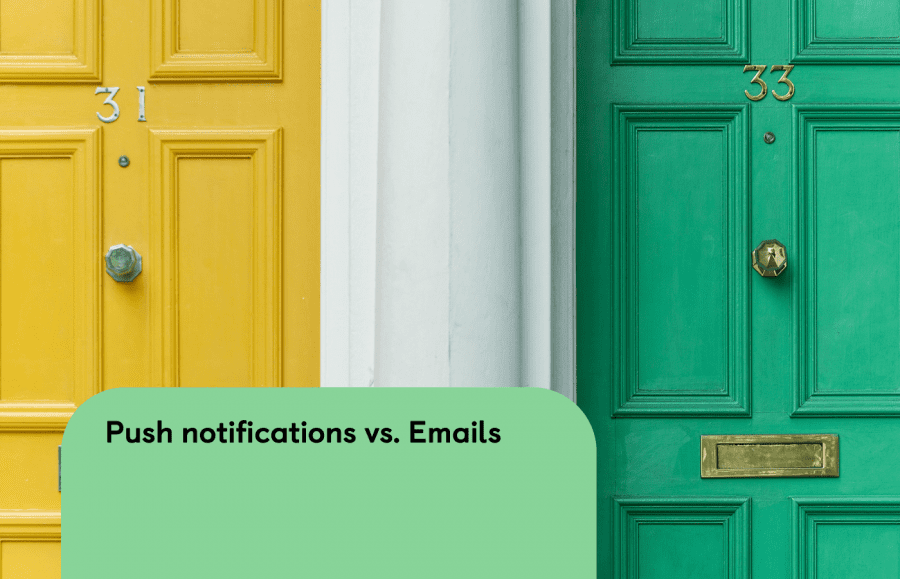 Push notifications vs Email: How to effectively drive business results with...
