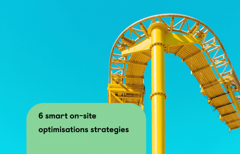 On-site conversion optimization strategies to turn visitors into customers