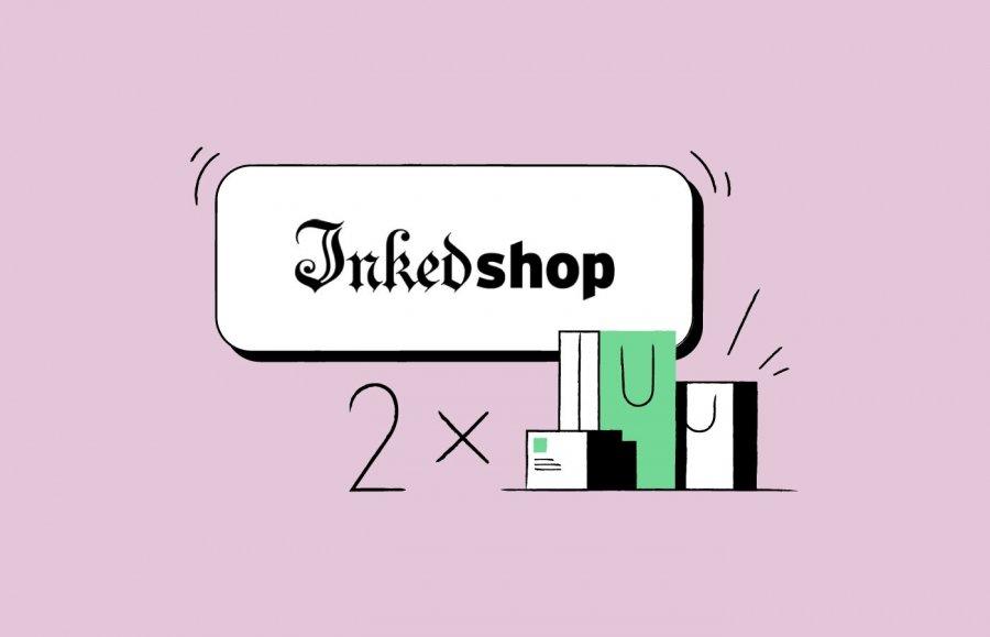 Inkedshop success story with Firepush SMS and push marketing