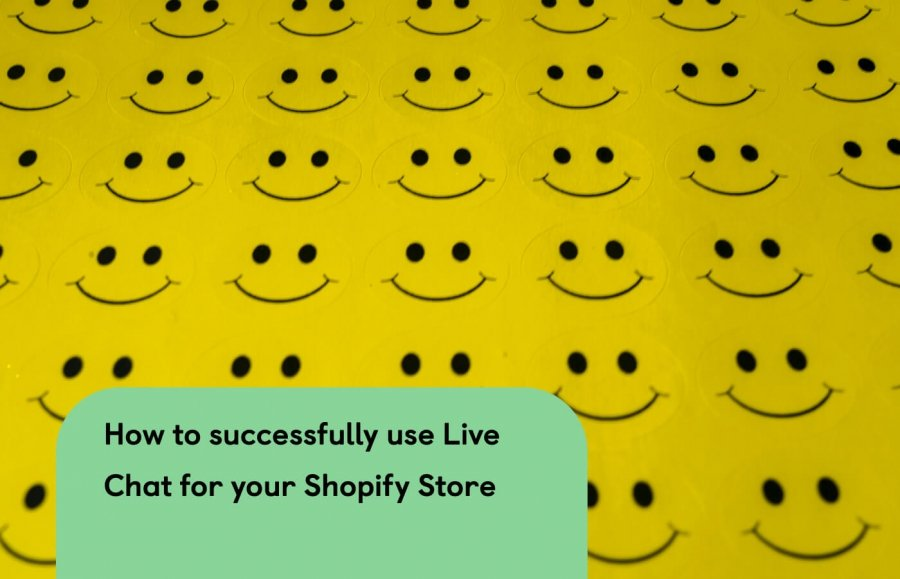 How to successfully use Live Chat for your Ecommerce Store: eCommerce Live Chat
