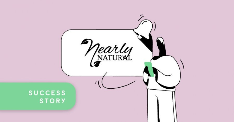 Shopify Plus store Nearly Natural generates +$275,000 with web push automations
