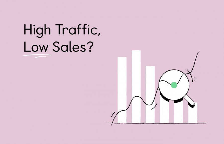High Traffic, no Sales: 10+ Ways to Get Shopify Sales in One Day