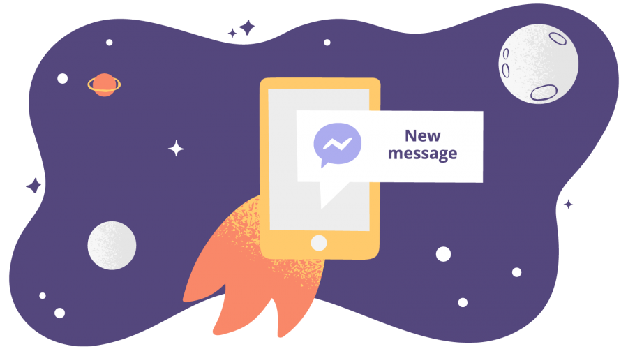 Sell more with Facebook Messenger messages