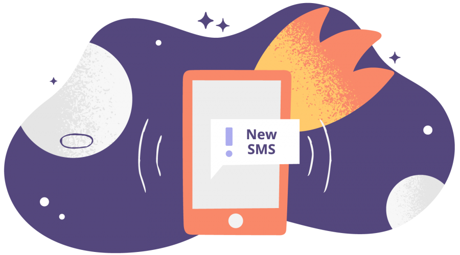 Sell more with SMS messages