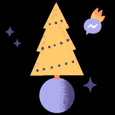 Seasonal update message