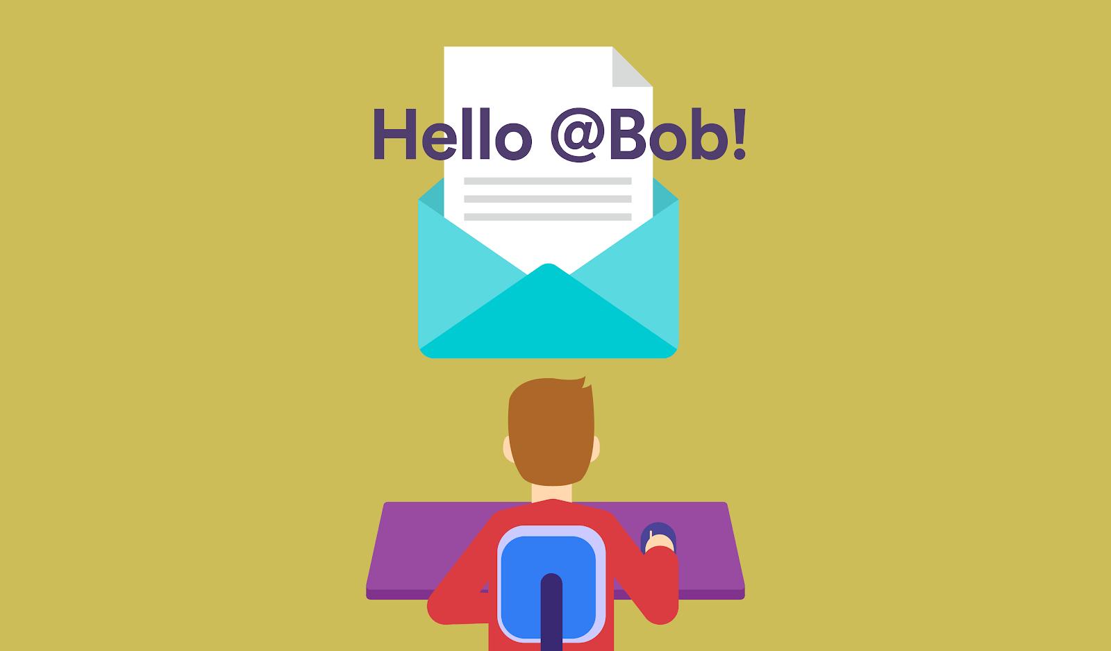 Shopify Email customer retargeting personalization