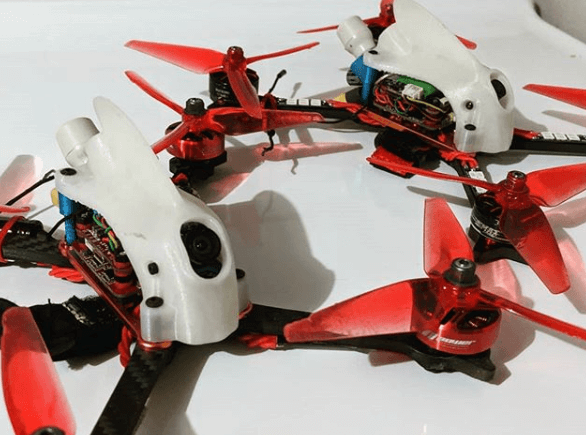 Phaser FPV drones