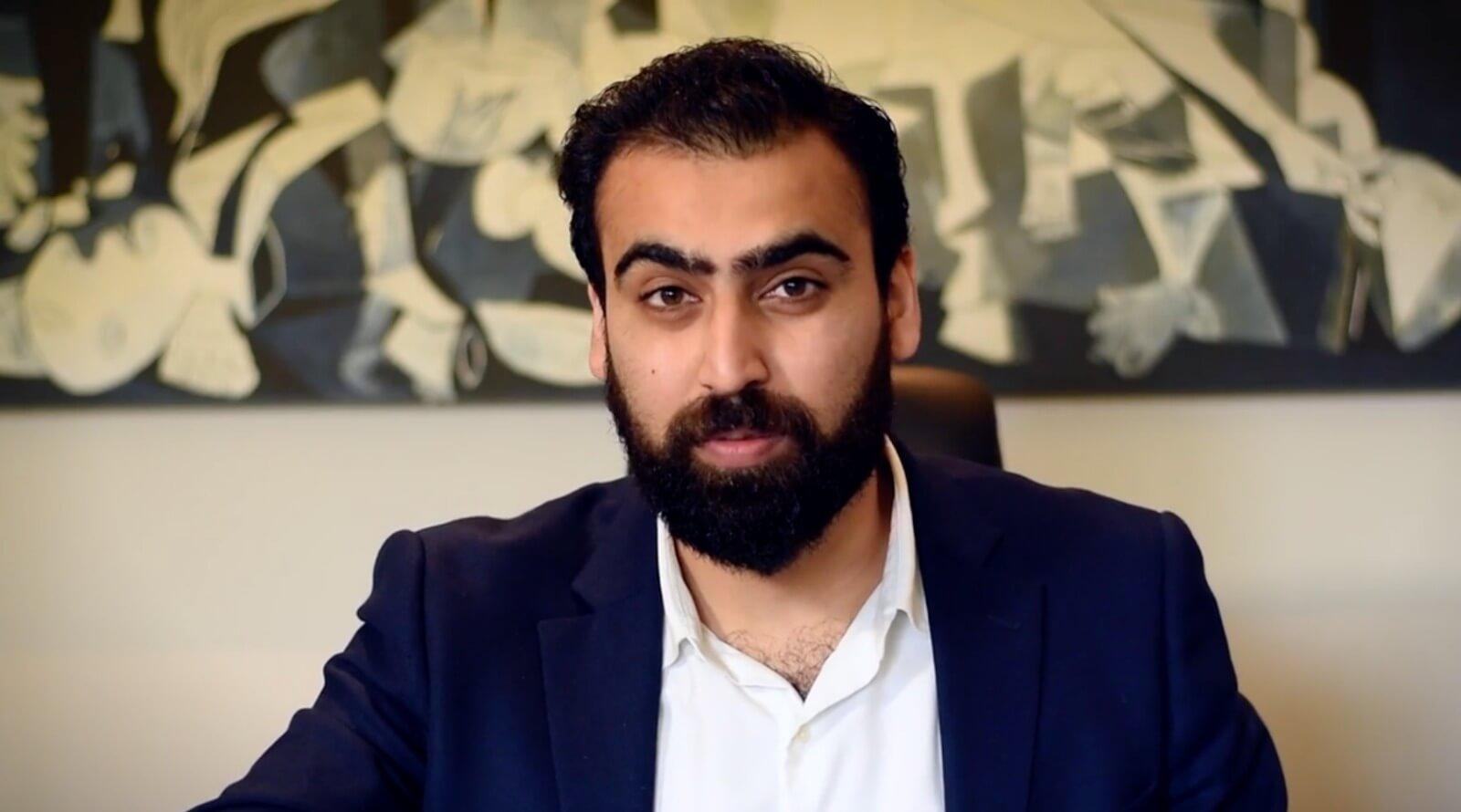 Owner of the shopify ecommerce shop export leftovers umar qamar