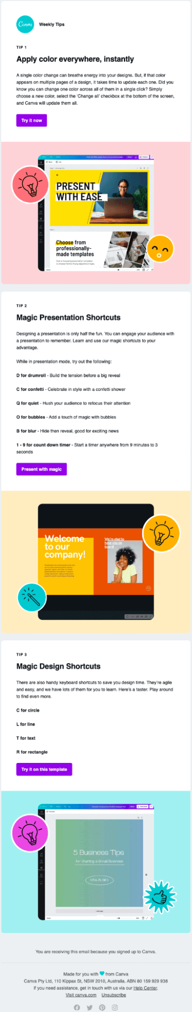 email template example 17