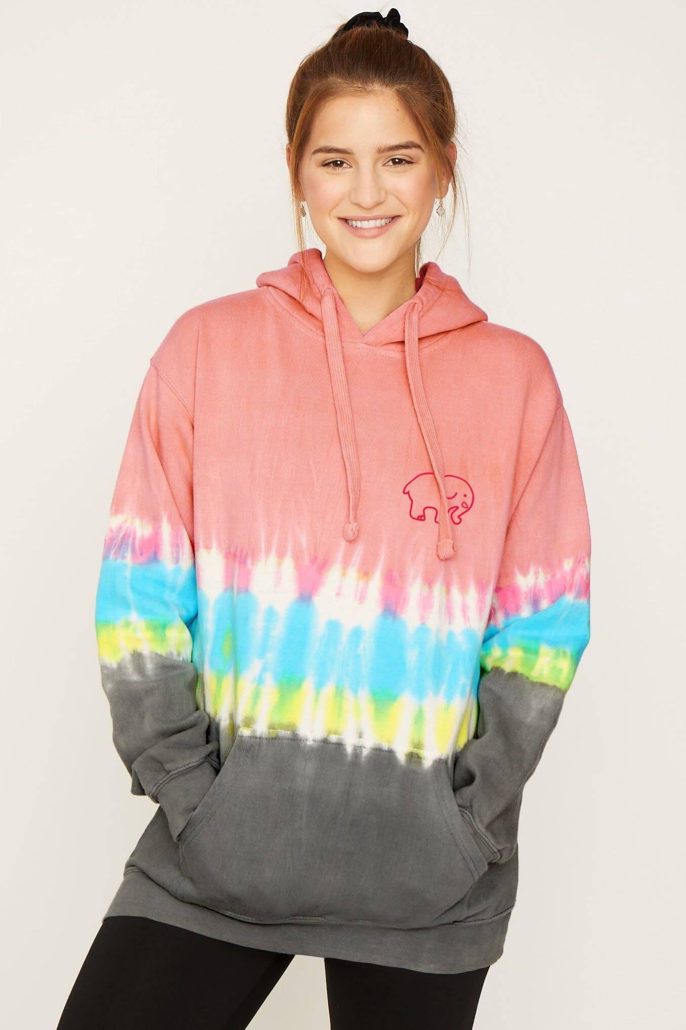 Ivory ella fashionable hoodie