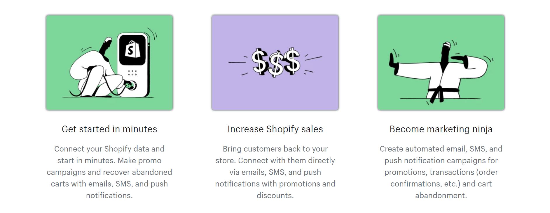 Firepush app benefits