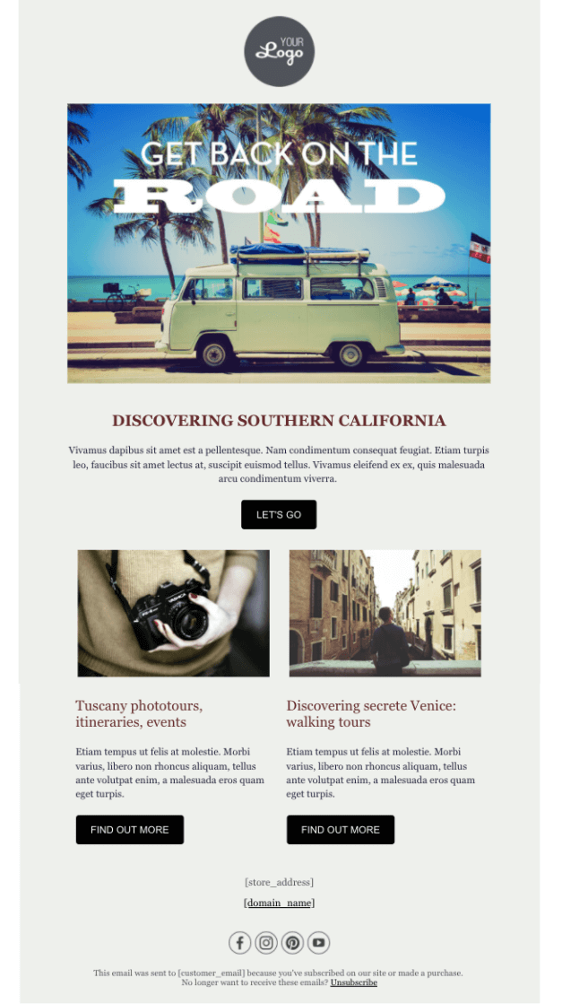 email template example 11