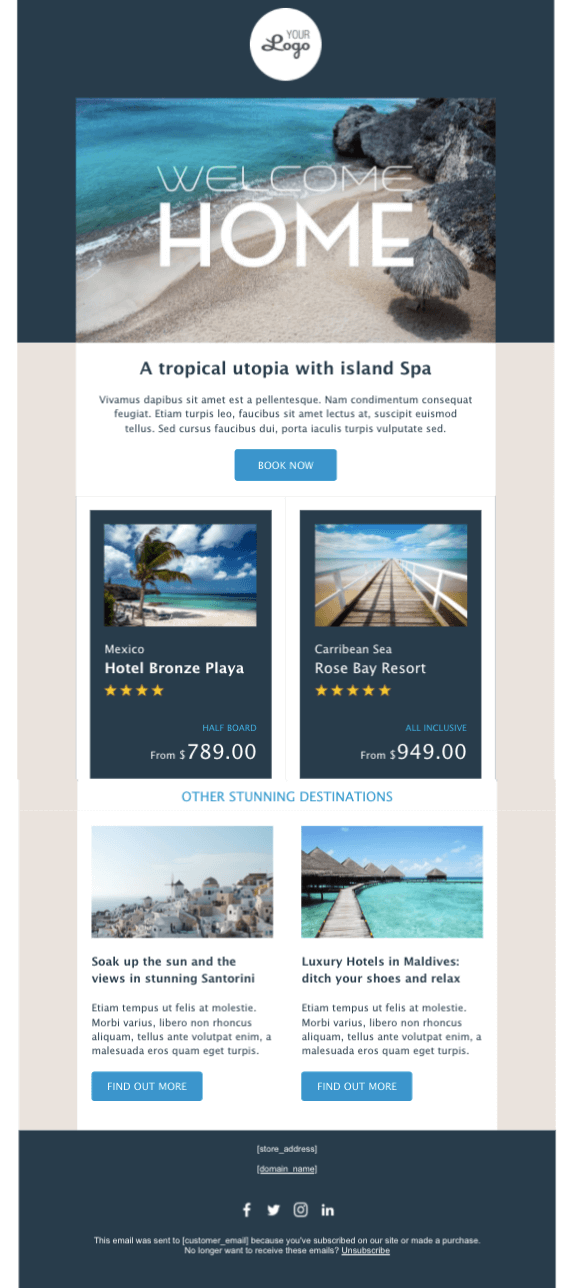 email template example 14