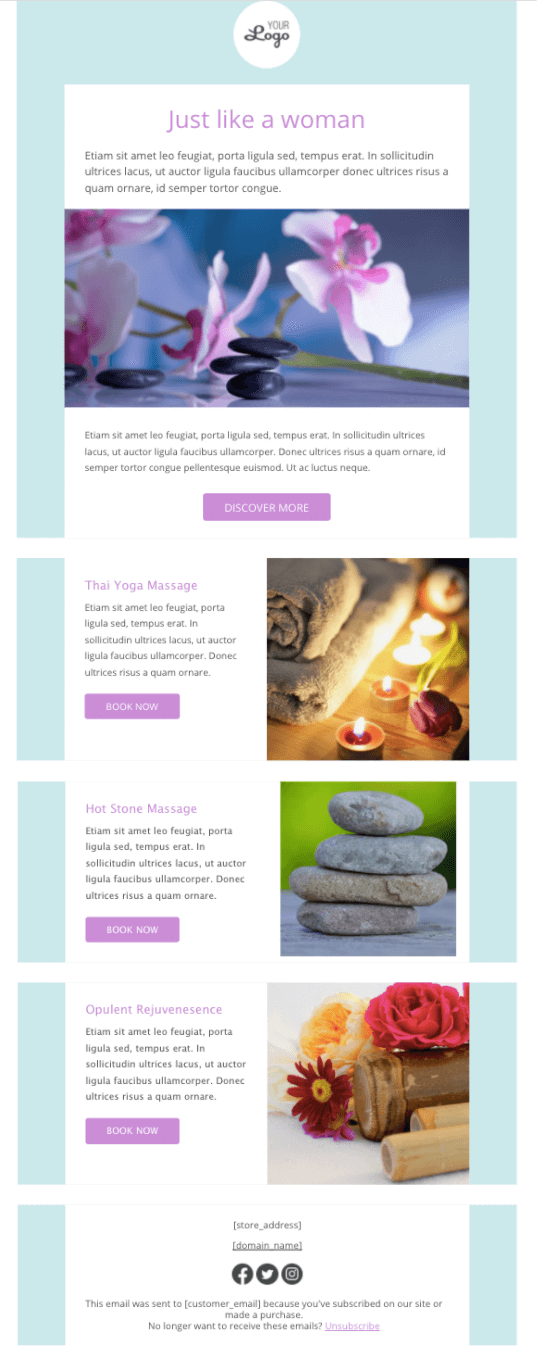 email template example 15