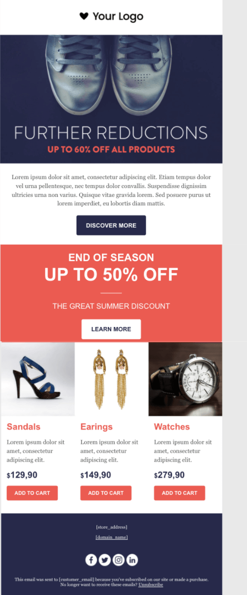 email template example 6